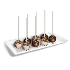 Cake Pops de oreo 3 chocolates