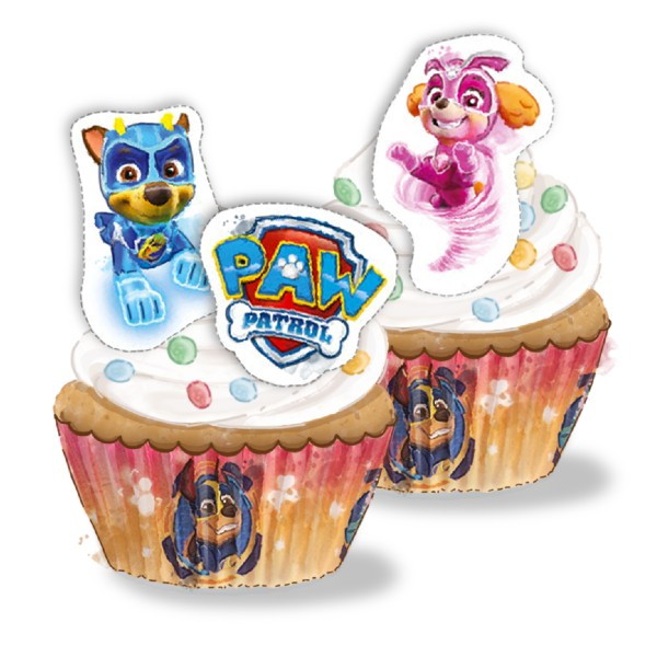 cupcake patrulla canina