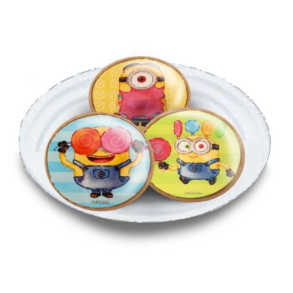 galletas tematicas minion