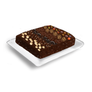 Kit Brownie con toppings