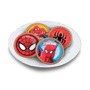 Mini Kits Galletas Para Decorar Spiderman